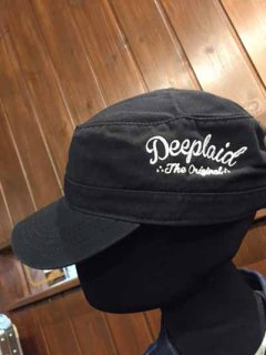 DEEPLAID CLOTHING 3DOTS WORK CAP ディープレイド/3,000円