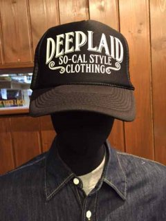 DEEPLAID CLOTHING TRADITIONAL MESH CAP ディープレイド/3,500円