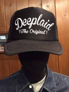 DEEPLAID CLOTHING PACHUCO CROSS MESH CAP ディープレイド/3,500円