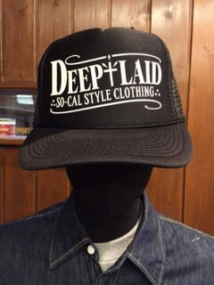 DEEPLAID CLOTHING VIDA LOCA MESH CAP ディープレイド/3,500円