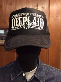 DEEPLAID CLOTHING TRADE MARK MESH CAP ディープレイド/3,500円