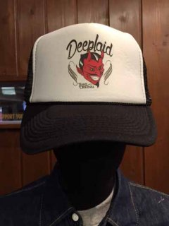 DEEPLAID CLOTHING DEVIL MESH CAP ディープレイド/3,500円