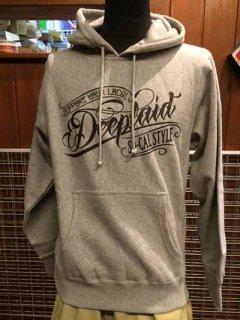 DEEPLAID CLOTHING ORIGINAL SCRIPT PULL OVER HOOD ディープレイド/8,800円