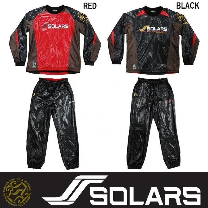 SOLARS☆フリースピステスーツ