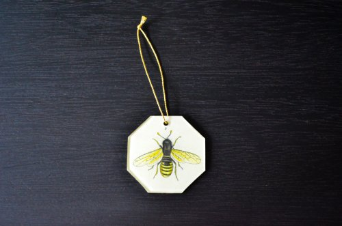 オーナメント ハチ