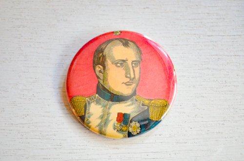 ジョンデリアのカンバッジ ナポレオン