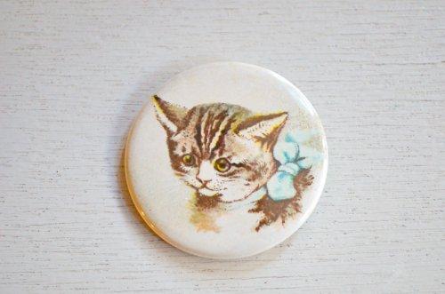 ジョンデリアンのミラー 仔猫