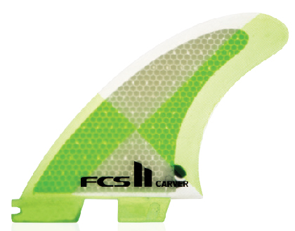 FCS II Carver PC Tri Set