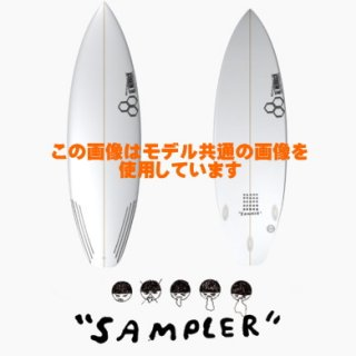 Sampler 5'4 新品 タイダイ