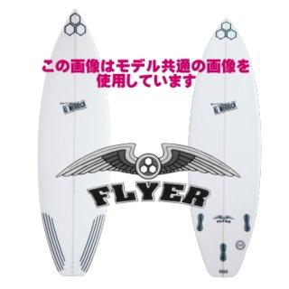 OG FLYER 5'10 新品 ティール FCS II