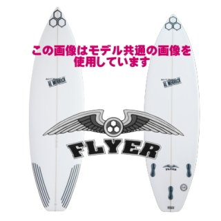 OG FLYER 5'8 新品 タイダイ FCS II