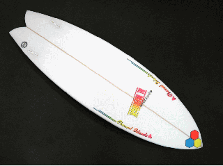 FishBeard 5'10  レッド/イエロー/ブルー  FCS II<img class='new_mark_img2' src='https://img.shop-pro.jp/img/new/icons15.gif' style='border:none;display:inline;margin:0px;padding:0px;width:auto;' />