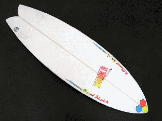 FishBeard 5'11  レッド/イエロー/ブルー  FCS II<img class='new_mark_img2' src='https://img.shop-pro.jp/img/new/icons15.gif' style='border:none;display:inline;margin:0px;padding:0px;width:auto;' />