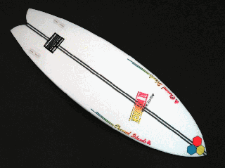 FishBeard 5'9 SPINE-TEK レッド/イエロー/ブルー  FCS II<img class='new_mark_img2' src='https://img.shop-pro.jp/img/new/icons15.gif' style='border:none;display:inline;margin:0px;padding:0px;width:auto;' />