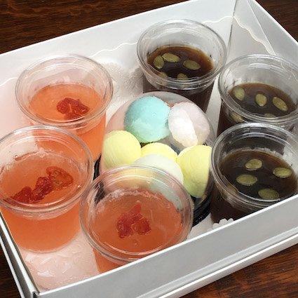 【スペシャルプライス!!】トマト酢ゼリー&黒酢ゼリー&赤ちゃんのほっぺ セット