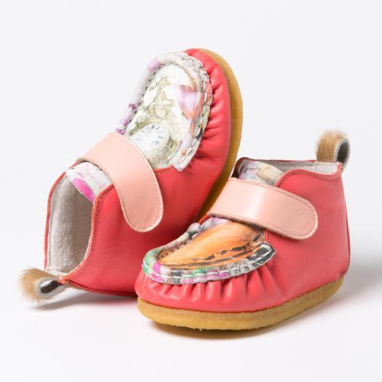 モカシン14cm(ピンク)【再購入】