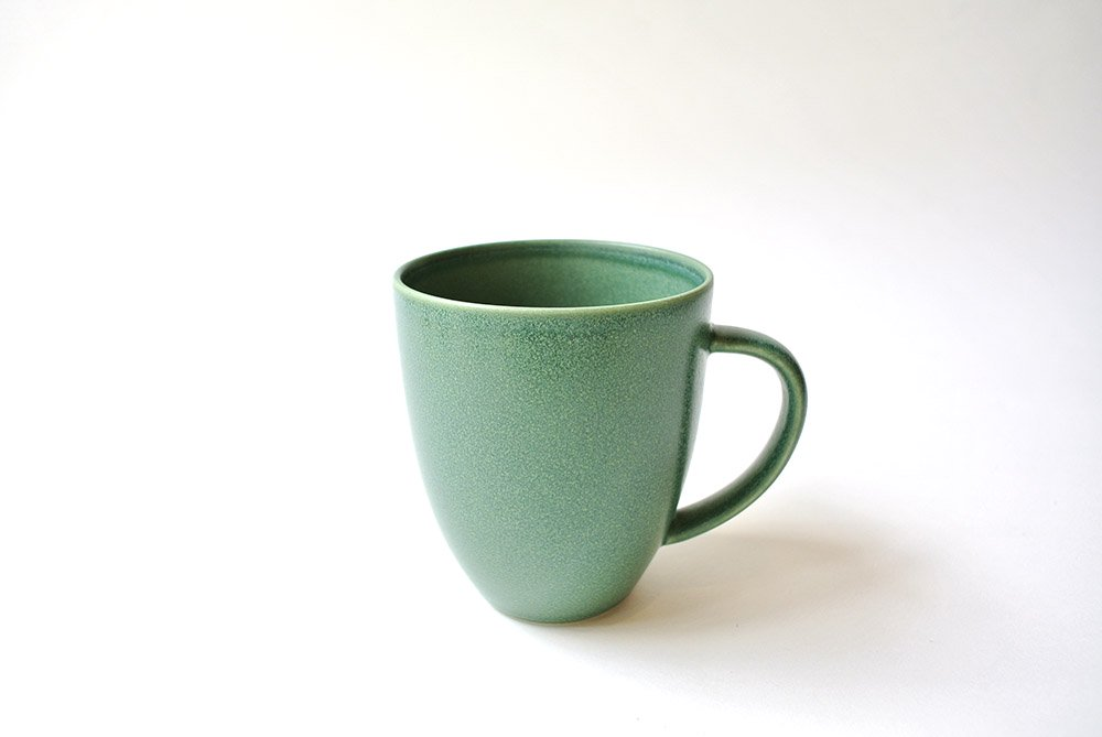 ARABIA 24h Mug Green アラビア 24h マグカップ ターコイズグリーン 02