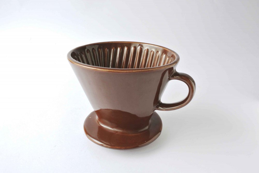 ARABIA COFFEE DRIPPER (BROWN) アラビ...