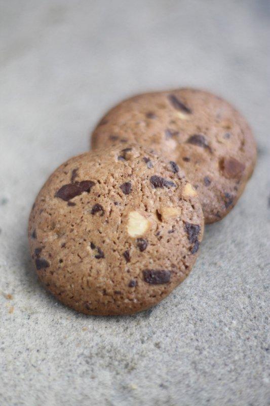 マカダミアナッツクッキーミニ18枚入