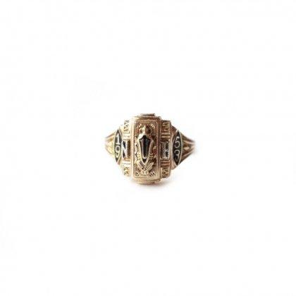 古着 通販 カレッジリング【1953】【HJ 10K】VINTAGE COLLEGE RING