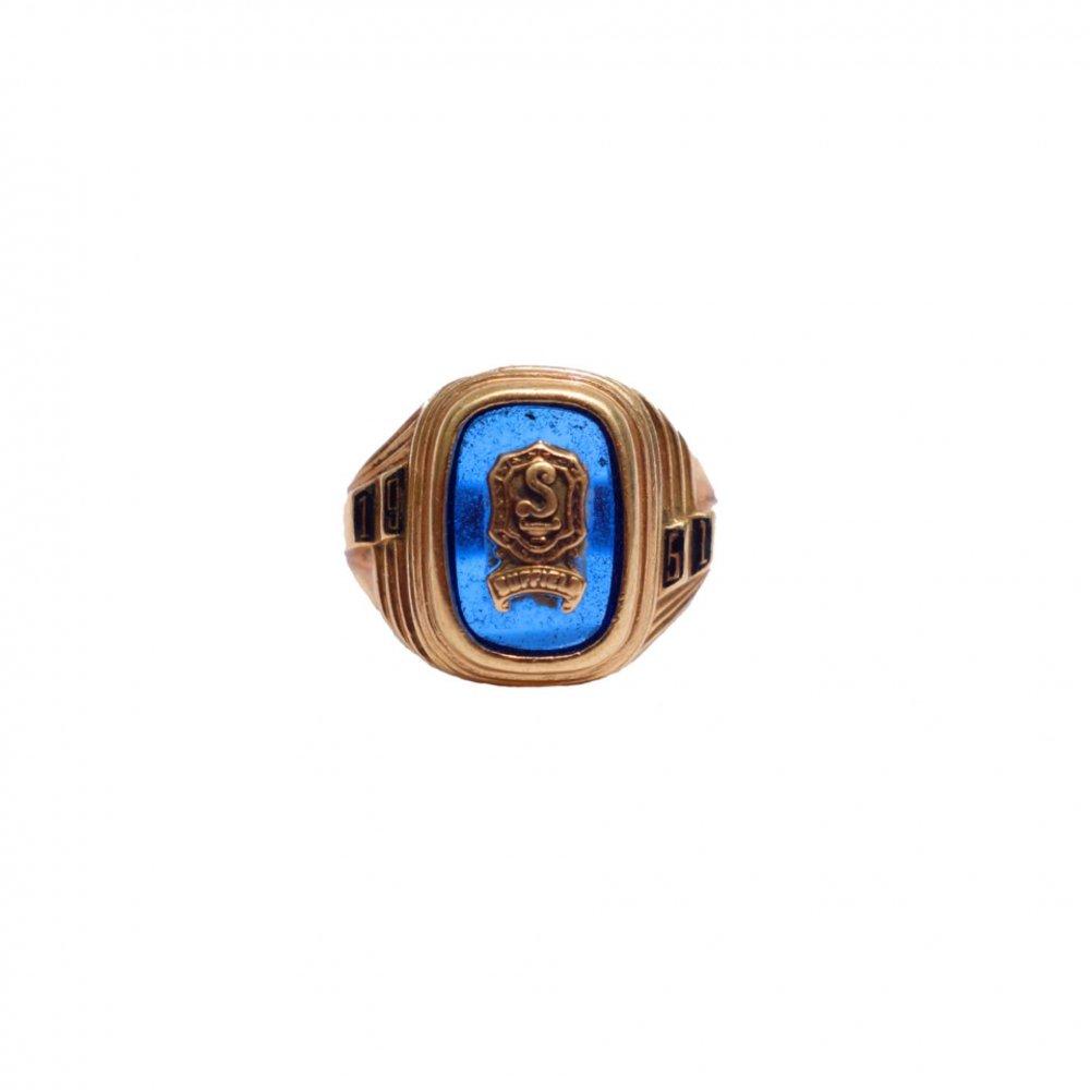 古着 通販 カレッジリング【1951】【10K】Vintage College Ring