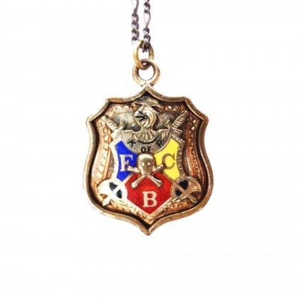 古着 通販 ビンテージ ネックレス【Knights of Pythias】【1950's】Vintage Necklace