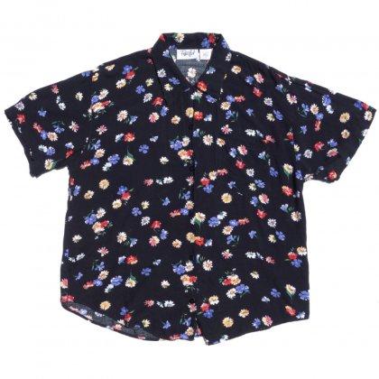 古着 通販 ビンテージ フラワープリントシャツ Vintage Flower Print Shirts