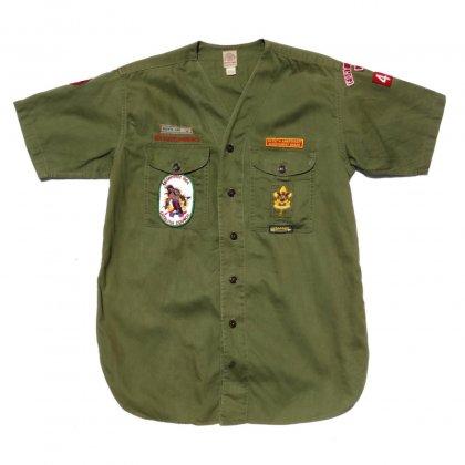 古着 通販 ビンテージ ボーイスカウトシャツ【1950's】Vintage Boy Scouts Shirts