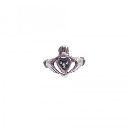 古着 通販 ヴィンテージ クラダーリング【925】【size 11】Vintage Claddagh Ring