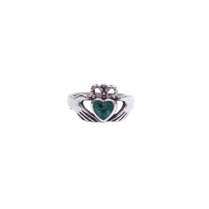 古着 通販 ヴィンテージ クラダーリング【925】【size 10,5】Vintage Claddagh Ring
