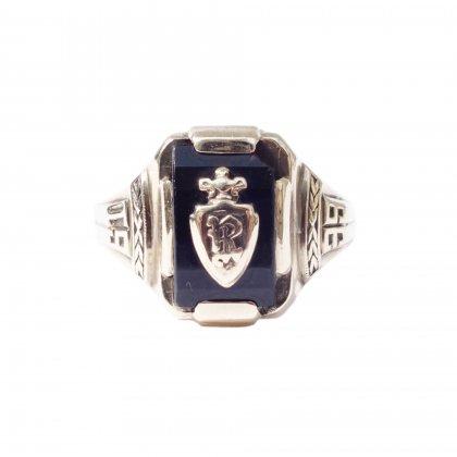 古着 通販 カレッジリング【1939】【JOSTEN 10KSTERLING】Vintage College Ring