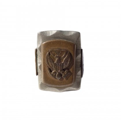 古着 通販 ヴィンテージ メキシカンリング【1950's】【U.S.ARMY】Vintage Mexican Ring