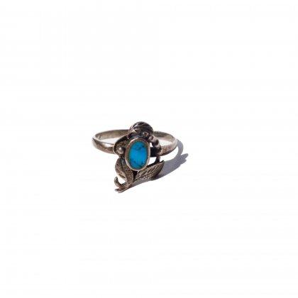 古着 通販 ヴィンテージ ストーンリング 【925】【size 8】Vintage Ring