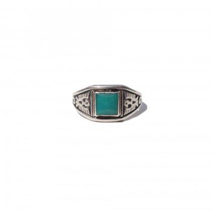 古着 通販 ナバホ ヴィンテージ サンダーバード リング 【STERLING】【size 12,5】Vintage Navajo Ring