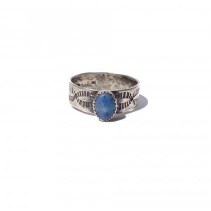 古着 通販 ナバホ ヴィンテージ ストーンリング 【STERLING】【size 16】Vintage Navajo Ring
