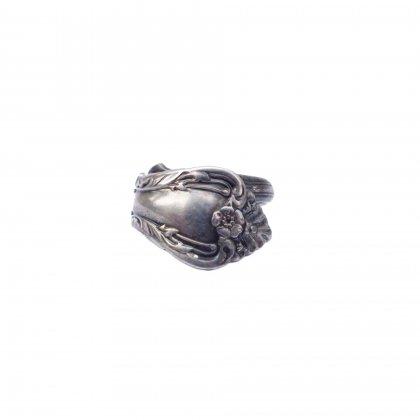 古着 通販 ヴィンテージ スプーンリング 【1940's】【ONEIDA】【size 5】Vintage Spoon Ring