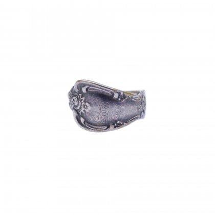 古着 通販 ヴィンテージ スプーンリング 【1940's】【ONEIDA】【size 16】Vintage Spoon Ring