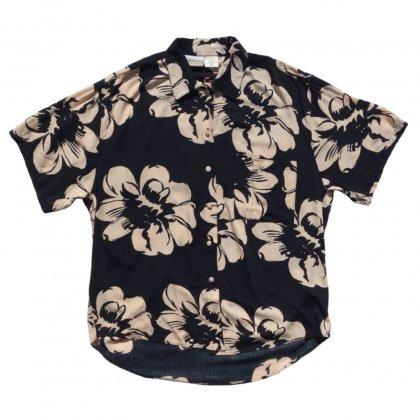 古着 通販 ヴィンテージ フラワープリントレーヨンシャツ Vintage Flower Print Shirts