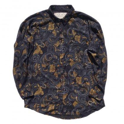古着 通販 ヴィンテージ アートプリントレーヨンシャツ【MAXX】【1980's】Vintage Rayon Shirts