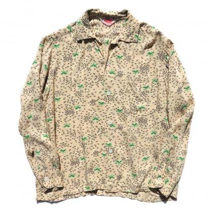古着 通販 ピルグリム ヴィンテージ レーヨンシャツ【PILGRIM】【1950's~1960's】Vintage Rayon Shirts