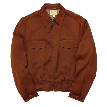 古着 通販 ヴィンテージ ドリズラージャケット ギャバジャン【1960's】Vintage Drzzler Jacket