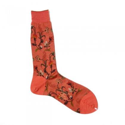 古着 通販 アンティパスト メンズ ソックス【ANTIPAST】Dream flower socks
