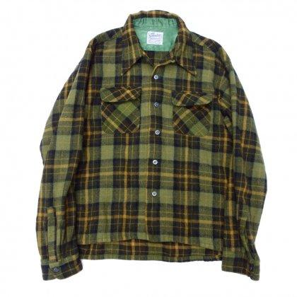 古着 通販 ヴィンテージ ウールシャツ【Golden Line】【1970's~】Vintage Wool Shirts