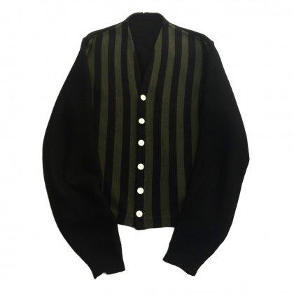 古着 通販 ヴィンテージ ニット カーディガン【ストライプ】【1960's】Vintage Knit