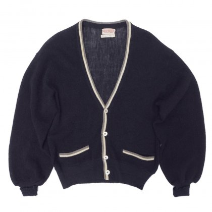 古着 通販 ヴィンテージ アルパカニット カーディガン【ROSENBLATTS】【1960's】Vintage Knit