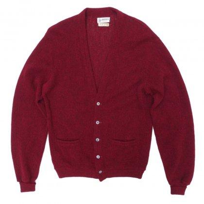 古着 通販 ヴィンテージ アルパカニット カーディガン【JUSTER'S】【1960's】Vintage Knit