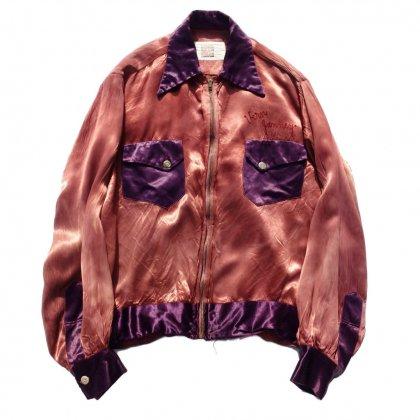 古着 通販 クラブ ジャケット【Schreiner】【pimpstick×西染】Vintage Club Jacket