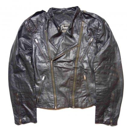 古着 通販 ヴィンテージ レザージャケット【1980's】Vintage Leather Jacket