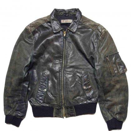 古着 通販 ヴィンテージ レザージャケット Vintage Leather Jacket