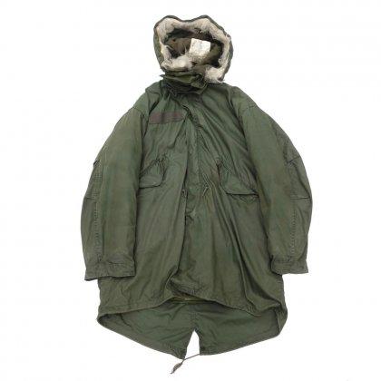 古着 通販 ヴィンテージ モッズ コート【M65 PARKA】Vintage Military Jacket